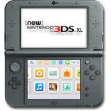 Remato New Nintendo 3ds Xl Mas Juegos Con16 Gb De Memoria