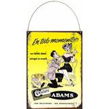 Chapa Vintage Publicidad Antigua 1958 Chicles Adams L614