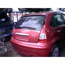 Sucata Citroen C3 2008 E 2010 Em Peças-palmeiras Car