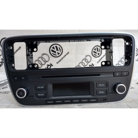 Rádio Cd Original Vw Up! (básico) - Original Vw Novo - Up!