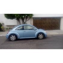 Beetle Azul Claro Volskwagen *