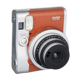 Câmera Instantânea Fujifilm Instax Mini 90 - Marrom