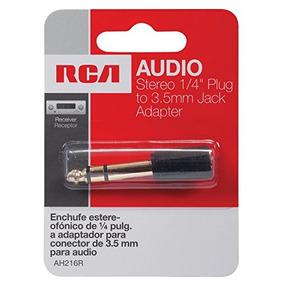 Adaptador rca a audifonos en mercado libre m xico for Adaptador enchufe mexico