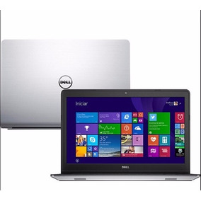 Dell I15-5548-b20 Intel Core I7 8gb + 1tb + 8gb Ssd
