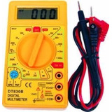 Multimetro Digital Dt-830b Portatil Com Bateria Nfe