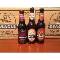 Cervezas Beagle Gold Red Black Ale Ushuaia Tierra Del Fuego