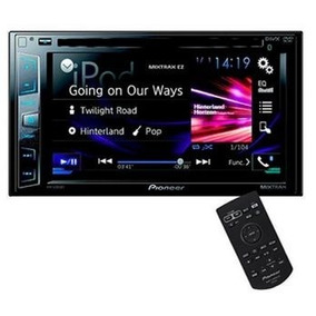 Dvd Automotivo Pioneer Avh-x2850bt 6.1 Ipod/iphone Usb -...
