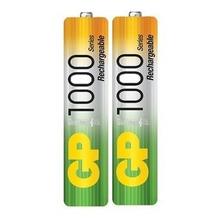 Baterias Recargables Aaa Gp Nimh 1000mah Pack De 2