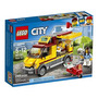 Lego City Grandes Vehículos Pizza Van Kit Edificio