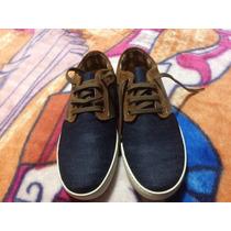 Zapatos En Caja Buestan Talla 7.