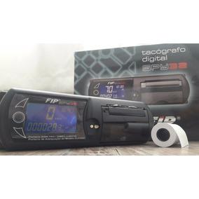 Tacógrafo Fip Spy32 P/ Vans Escolares E Caminhões