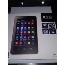 Tablet Ipro Mega Telefono 3g, Tv , Procesador 2 Core