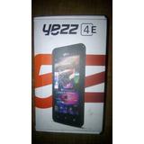 Telefono Celular Android Yezz 4e