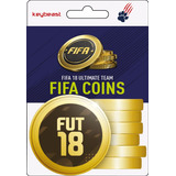 300mil + 5% Fifa 18 Coins Ps4 Monedas 300k Play 4