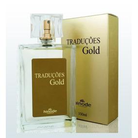 Perfume Nacional Hinode Traduções N° 62 Masculino 100 Ml