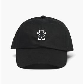 705a050052214 Boné Grizzly Og Bear Logo Dad Hat Burgundy · R  169 90