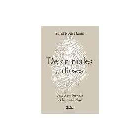 De Animales A Dioses - Harari, Yuvla Noah