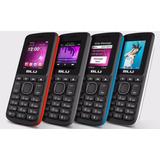 Telefono Práctico Economico Y Sencillo Blu Z3 Music