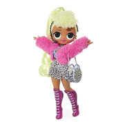Boneca Lol Surprise Omg 20 Surpresas Fashion Doll Lady Diva