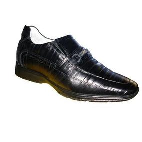 Sapato Masculino Elevação De Altura Interna Salto Embutido