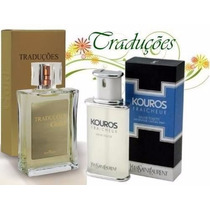 Perfume Fragancia Kouros Fraicheus Hinode - 100 Ml