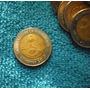 Monedas Centenario Y Bicentenario De 5 Pesos Conmemorativas