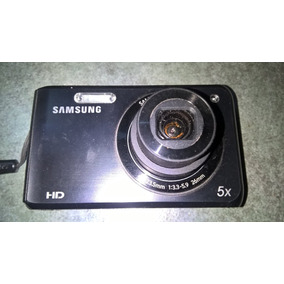 Camara Digital Samsung Dv50 16.1mpx Doble Pantalla Lcd Hd 5