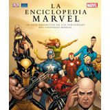 La Enciclopedia Marvel Todos Los Personajes 356 Paginas