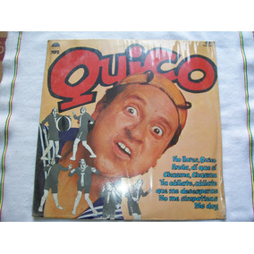 Quico. No Llores Quico. Disco L.p. Sellado