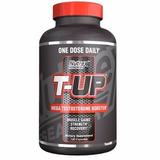 Nutrex T-up Testosterona Natural 120 Caps. La Mejor D Todas