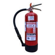 Extintor Profesional Cold Fire 6 Litros Color Rojo