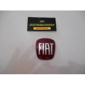 Emblema Mala Fiat Bravo -original Fiat