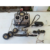 Kit Motor, Tren De Aterrizaje , Servos Y Radio
