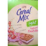 Barra De Cereales Dietetica Con Frutilla Y Yoghurt X 20 Uni