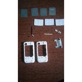 3 Nokia 5200 Semi Novos, Defeito, Vitrine, Original, 3 Cores