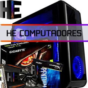 Pc Gamer Cpu He Zeta Intel G4560 Rx 550 2gb Desktop Novo Pro