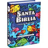 Biblia Niños Fuente De Bendiciones Reina Valera Contemporane