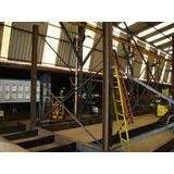 Estrutura Metálica Mezanino Plataforma Viga W