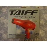 Secador Taiff New Onix Vermelho 1900w - 110v