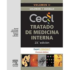 Libro Cecil Tratado De Medicina Interna 1-2 C/expert Consult