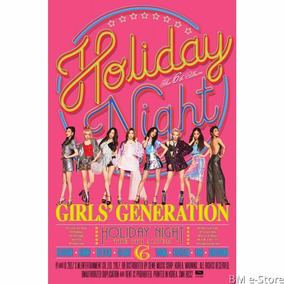 Kpop Snsd Girls Generation Holiday Night The 6th Album