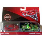 Disney Cars Carros 3 - Natalie Certain & Chick Hicks Headset