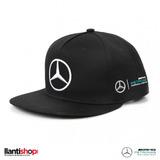Gorra Lewis Hamilton Mercedes Amg Petronas - Formula 1 Negra