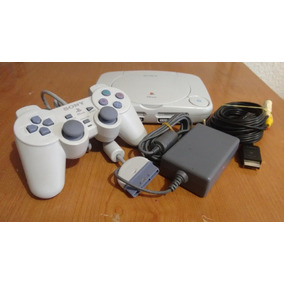 Ps One,ch1p,3 Juegos,1 Control,memory Card