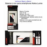 Bateria Original Puxida Nokia 5250 C5-03 Bl4u 1000 Mah -k45
