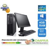 Computador I3 Segunda Gen Ram4 Hd500+lcd 17+teclado+mouse