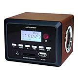 Mini Bocina Con Radio/usb/sd/mmc Unirex Dx-4307