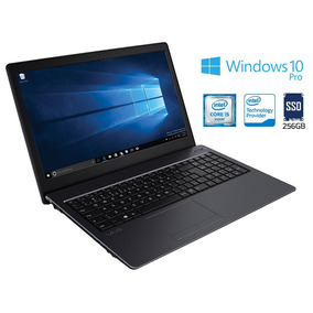 Notebook sony Vaio I5 7200u Ssd 256gb 8gb 15.6 Led Win10 Pro