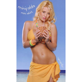 Minifalda Playa Microfibra Cocot Mallas 12125