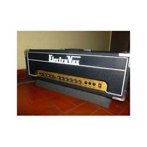 Cabezal Electrovox Valvetech 100 Watts Rms Impecable